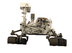 A multi-generational team created NASA's MSL Rover Curiosity and landed it on Mars.
