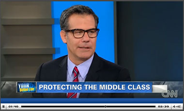 Dr. Richard Florida, CNN 16 July 2012, Protecting the Middle Class.